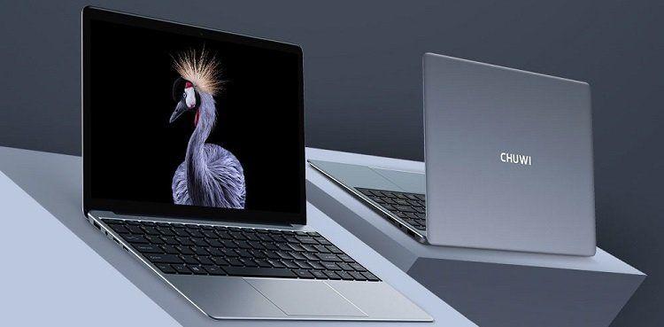 Chuwi Lapbook SE 13,3 Laptop mit 32 GB eMMC + 128 GB SSD & 4 GB RAM für 213,79€ (statt 244€)