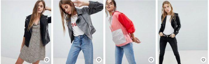 ASOS mit 20% auf die neue Kollektion   trendige Damen & Herren Fashion günstig