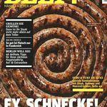 BEEF! Jahresabo mit 6 Ausgaben für 72€ + 30€ Verrechnungsscheck + 6€ Sofort-Rabatt