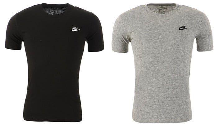 Nike Herren T Shirt Swoosh Core Basic für 9,31€ (statt 14€)