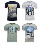 Diverse Jack & Jones T-Shirts für je 7,99€