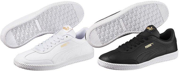PUMA Astro Cup Unisex Leder Sneaker für 24€ (statt 35€)