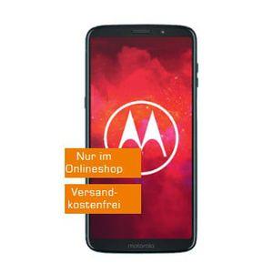 Motorola Moto Z3 Play für 4,99€ + Allnet Flat mit 5GB LTE om O2 Netz für 14,99€ mtl.