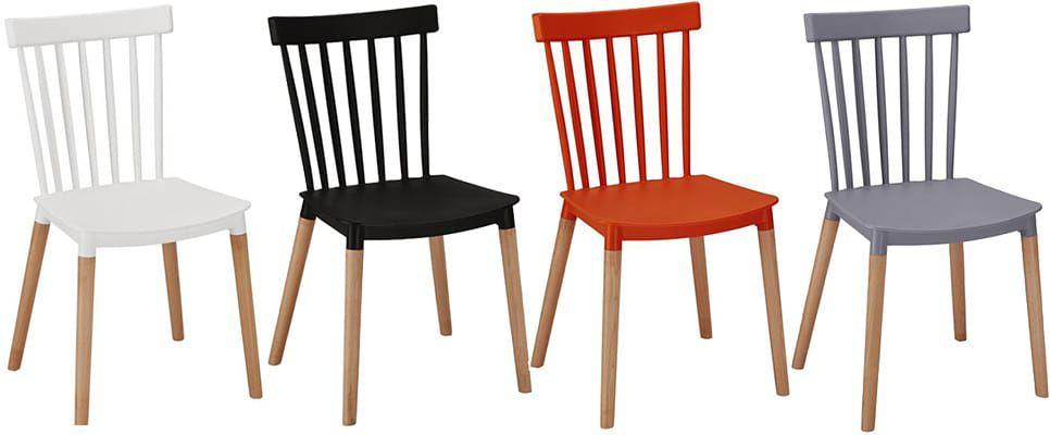 2 Stühle Celine in versch Farben für 21,80€ (statt 32€)