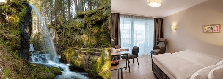 2 ÜN in 4* Hotel in Lörrach inkl. Frühstück, Dinner, Tapas, Saunanutzung, Konus Card und mehr ab 145€