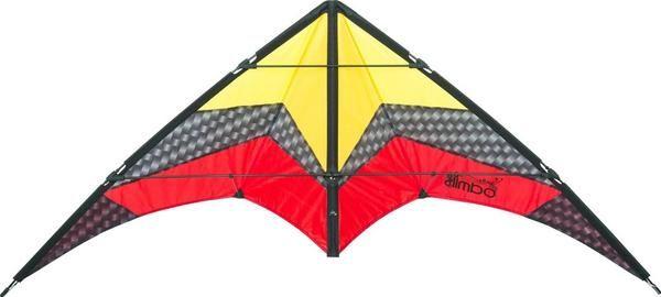 Invento HQ Kite Limbo II Lava   Lenkdrachen für 25,41€ (statt 31€)