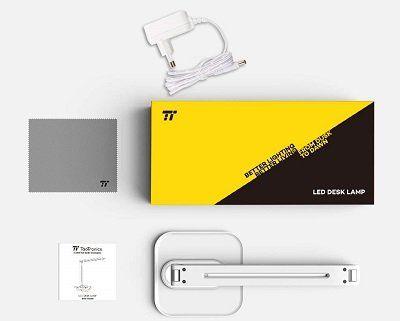 TaoTronics LED Schreibtischlampe (TT DL029) für 22,99€ (statt 29€)