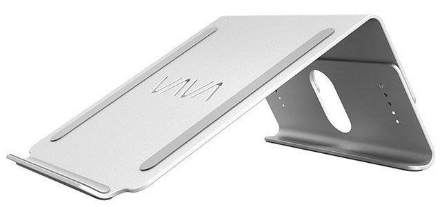 Höhenverstellbarer Notebookständer aus Aluminium für 17,49€ (statt 25€)