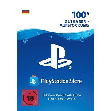 75€ Sony Playstation Guthaben Karte für 58,49€