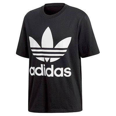 adidas Originals Herren T Shirt Trefoil Oversize für 20,86€ (statt 30€)