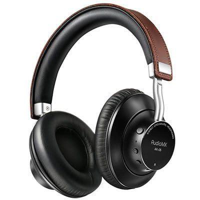 AudioMX AX 05B   Bluetooth Over Ear Kopfhörer für 36,99€ (statt 57€)