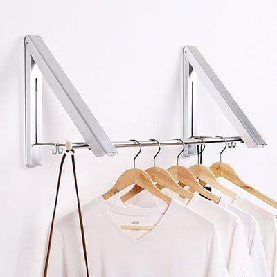 Klappbare Garderobe für 9,99€ (statt 22€)
