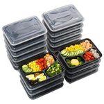 """20 Lunchboxen für """"Meal Prep"""" für 13,99€ (statt 19€)"""