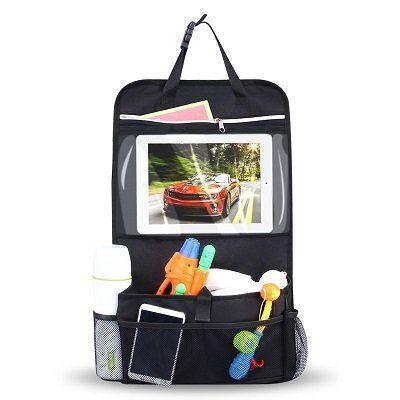 INTEY Autositz Organizer für 6€ (statt 13€)   Prime