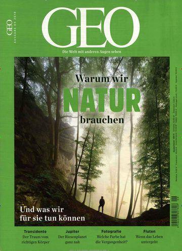 GEO Jahresabo für 98,40€ + 60€ Verrechnungsscheck + 6€ Sofort Rabatt