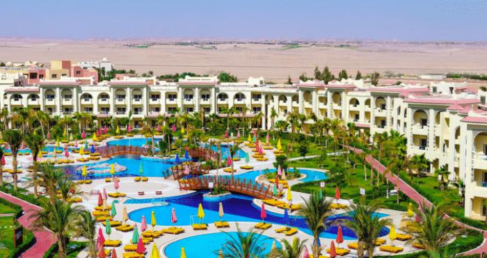 Ägypten   7 Tage im 5* Hotel mit All In + Flug & Transfer ab 355€