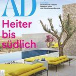 10 Ausgaben Architectural Digest für 24,95€