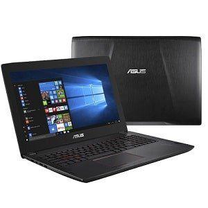 ASUS FX502VM FY249T Gaming Notebook mit 15.6, i7, 8GB RAM, 512GB SSD, GTX1060 für 988€ (statt 1.284€)
