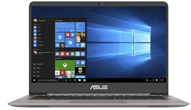 ASUS UX3410UA GV628T Notebook mit 14, i5, 8GB RAM, 1TB HDD, 256GB SSD in Quarz Grey für 759€ (statt 882€)