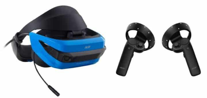 Acer Window Mixed Reality Headset PC für 199€ (statt 299€)