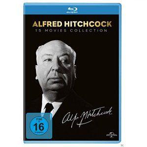 Alfred Hitchcock Collection auf Blu ray für 37€ (statt 46€)