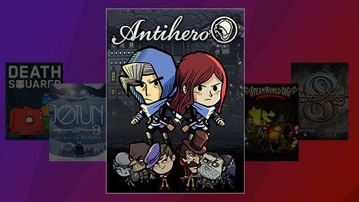 Antihero, Death Squared uvm. gratis – nur für (Twitch) Prime Mitglieder