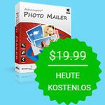 Ashampoo Photo Mailer (Vollversion, Windows) gratis