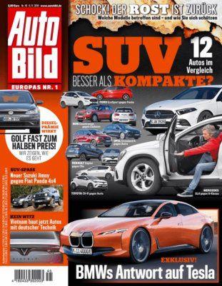 Top! 13 Ausgaben Auto Bild für 32,50€ + 29,90€ Verrechnungsscheck