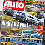 TOP! Auto Zeitung: 6 Monate gratis + einmalig 4,95€ VSK