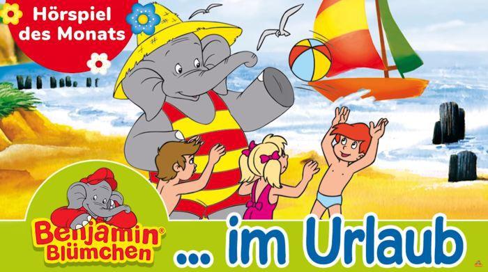 Benjamin Blümchen ... im Urlaub (Folge 15, Hörspiel) kostenlos