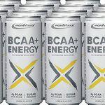 Vorbei! IronMaxx BCAA Energy Drinks – 24 Dosen für 9,66€ mit Prime