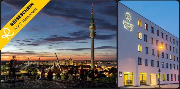 BM Bavaria Motel in München: 2 Übernachtungen 2 Personen für 139€