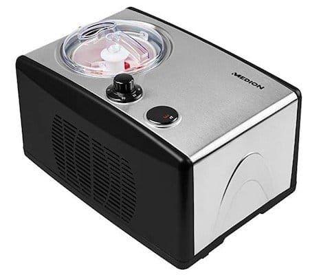 Medion MD18387 Eismaschine mit 1,5 Litern für 152,94€ (statt 196€)