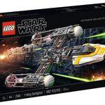 Lego Star Wars 75181 Y-Wing Starfighter für 161,49€ (statt 200€)