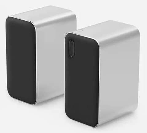 2er Set Xiaomi Bluetooth Wireless Lautsprecher für 78,03€