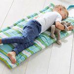 Vertbaudet Bodenmatratze für draußen (110 x 55cm) für 10€ (statt 30€)