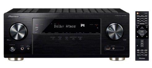 Pioneer VSX 932   7.2 AV 4K Receiver mit AirPlay für 279€ (statt 315€)
