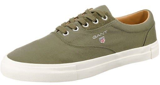 Gant Hero Low Sneakers in Khaki für 30,94€ (statt 52€)