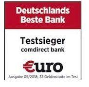 🔥Endet heute Nacht!🔥 Comdirect: kostenloses Girokonto mit 100€ Prämie + 24 Monate je 2€ Gutschrift