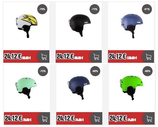 TSG Schutzhelme für je 24,12€ (statt 50€)