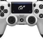 Schnell? PS4 DualShock 4 (2016) Controller im Gran Turismo Sport Design + 3 Spiele für 39,28€ (statt 65€)