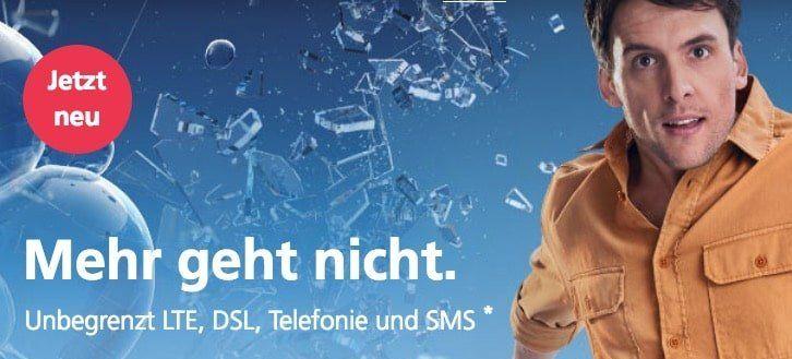 Jetzt bestellbar: o2 Free Unlimited mit unendlich LTE Volumen + Allnet Flat + o2 Vorteilsprogramme