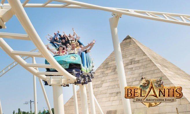 Tagesticket für Leipzigs Belantis Freizeitpark für 25,90€ (statt 35€)   Kinder unter 4 freier Eintritt!