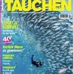 """Jahresabo """"Tauchen"""" für 86,40€ + 75€ Amazongutschein"""