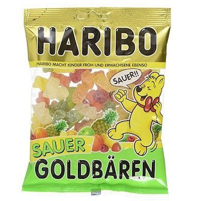 30er Pack Haribo Goldbären Sauer für 13,35€ (statt 26€)