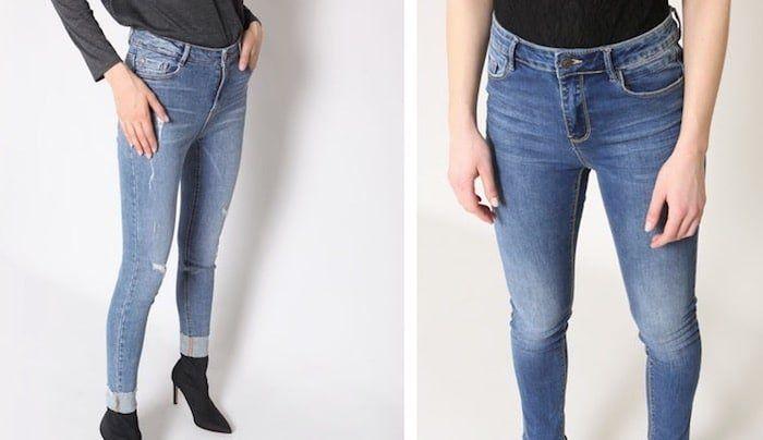 Pimkie: 50% Rabatt auf die 2. Jeans
