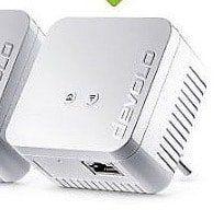 devolo dLAN 550 WiFi Network Kit mit 3 Adapter + CAT6 Kabel für 99€ (statt 129€)