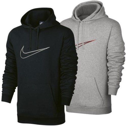 Nike Fleece GX Swoosh Hoodie für 37,95€ (statt 45€)