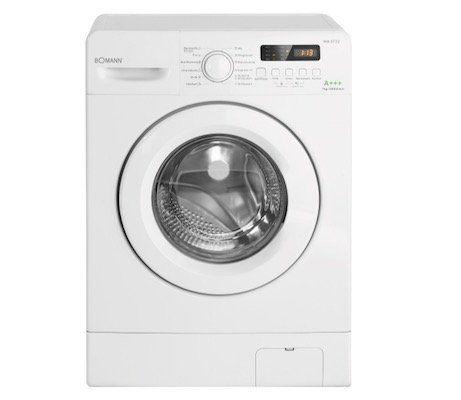 Bomann WA 5722 Waschmaschine mit 7kg und A+++ ab 199€ (statt 278€)