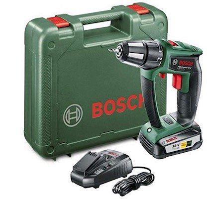 Bosch PSR Expert+ LI 2 Akku Bohrschrauber mit Ladegerät für 116,95€ (statt 145€)